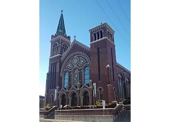 El Paso church Cathedral Parish of Saint Patrick
