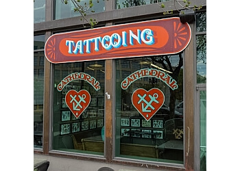 Salt Lake City tattoo shop Cathedral Tattoo Co.