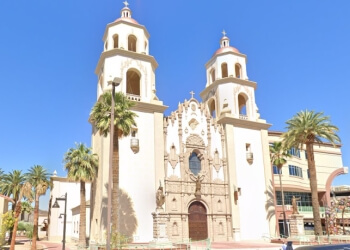 Tucson church Cathedral of Saint Augustine