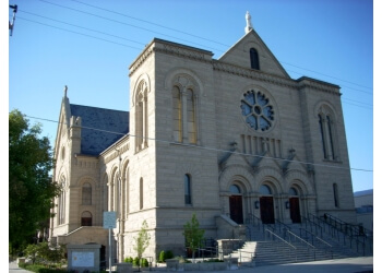 Boise City church Cathedral of St. John the Evangelist
