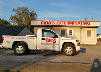 Clarksville pest control company Cato's Exterminating Company