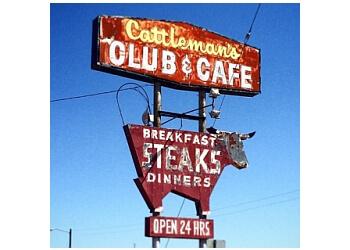 Amarillo night club Cattlemen's Club
