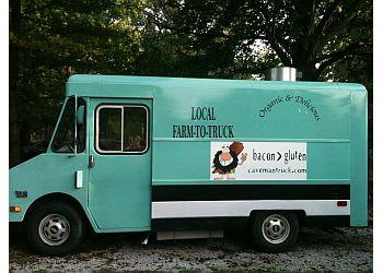 Indianapolis food truck Caveman Truck