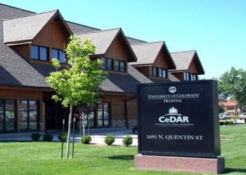 Aurora addiction treatment center CeDAR