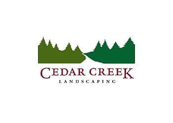 St Paul landscaping company Cedar Creek Landscaping