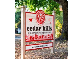 Portland preschool Cedar Hills Kindergarten & Preschool