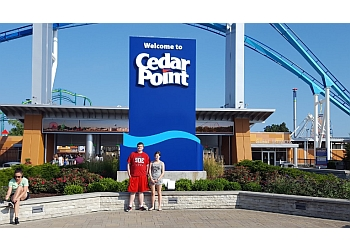 Cleveland amusement park Cedar Point