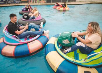 Baton Rouge amusement park Celebration Station