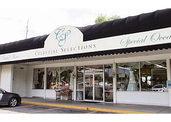 Spokane bridal shop Celestial Selections Bridal