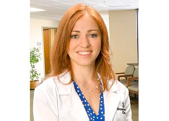Evansville dermatologist Celine Mestel, MD PhD