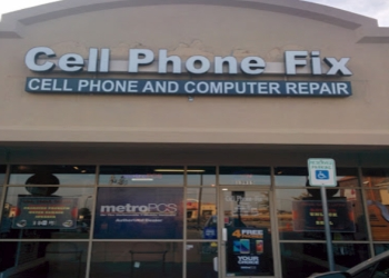 Oklahoma City cell phone repair Cell Phone Fix