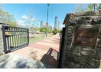 Atlanta public park Centennial Olympic Park