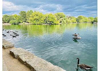 Nashville public park Centennial Park