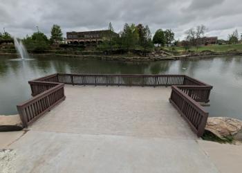 Tulsa public park Centennial Park
