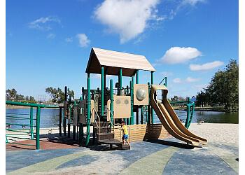 Santa Ana public park Centennial Regional Park