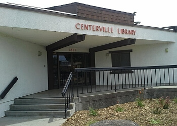 Fremont landmark Centerville Library
