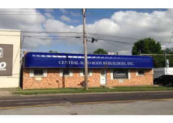 St Louis auto body shop Central Auto Body Rebuilders, Inc.