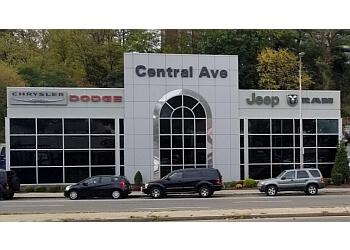 Yonkers car dealership Central Avenue Chrysler Jeep Dodge Ram