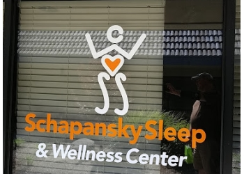 Fresno sleep clinic Schapansky Sleep & Wellness Center