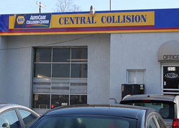 Columbus auto body shop Central Collision