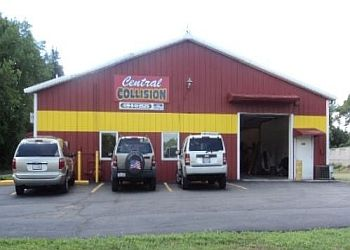 Toledo auto body shop Central Collision