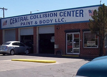 Tucson auto body shop Central Collision Center