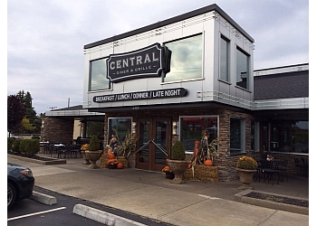 Pittsburgh american cuisine Central Diner & Grille