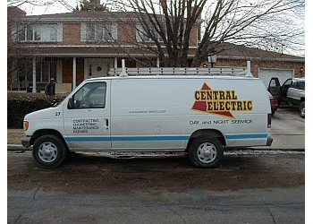 Salt Lake City electrician Central Electric, Inc.