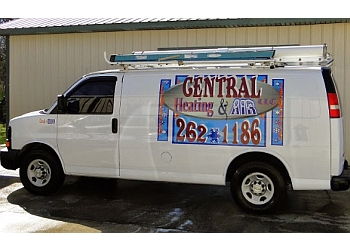 Baton Rouge hvac service Central Heating and Air, LLC