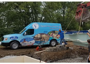 Des Moines pool service Central Iowa Pool & Spa