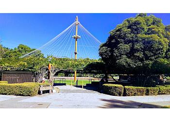 Santa Clara public park Central Park