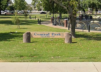 Bakersfield public park Central Park at Mill Creek
