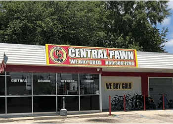 Tallahassee pawn shop Central Pawn