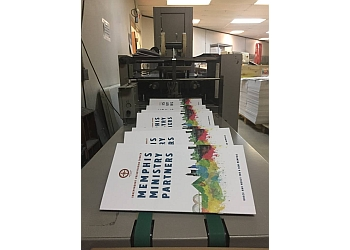 Memphis printing service Central Printing and Marketing