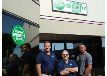 Phoenix security system Central Security Group