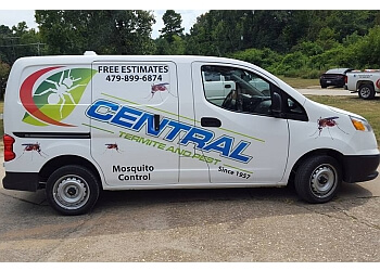 Little Rock pest control company Central Termite and Pest