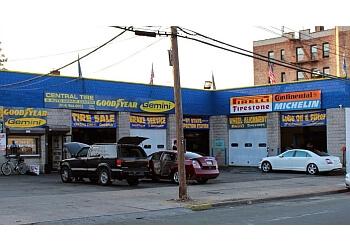 Yonkers car repair shop Central Tire & Auto Repair