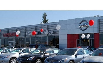 Modesto car dealership CENTRAL VALLEY NISSAN