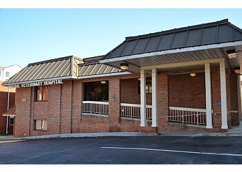 Knoxville veterinary clinic Central Veterinary Hospital P.C.