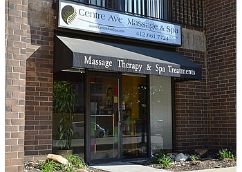 Pittsburgh massage therapy Centre Ave Massage & Spa