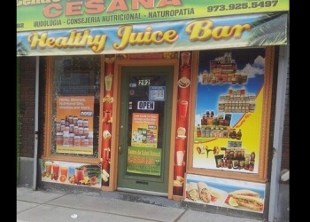 Paterson juice bar Centro Salud Natural Cesana y Juice Bar