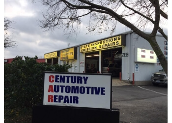 Pasadena car repair shop Century Automotive Repair
