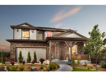 Aurora home builder Century Communities