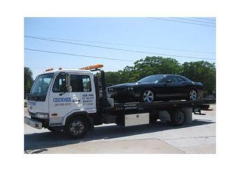 Pasadena towing company Cernosek Wrecker Service
