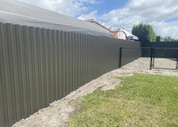 Miami fencing contractor Cero's Fence