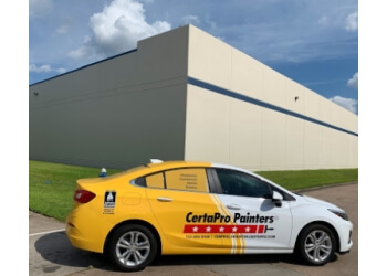 Houston painter CertaPro Painters
