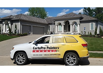 Omaha painter CertaPro Painters