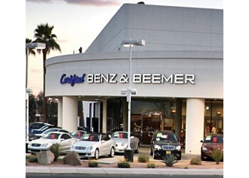 Scottsdale car dealership Certified Benz & Beemer