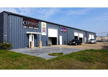 Corpus Christi auto body shop Certified Collision Works, LLC