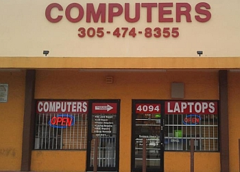 Miami Gardens computer repair CertifiedComp